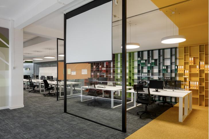 Фото №9 - Офис фармацевтической компании в Лиссабоне