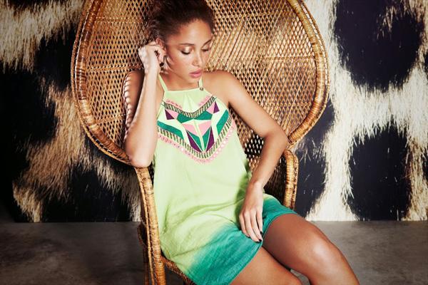 Фото №3 - River Island выпустил коллекцию пляжной одежды