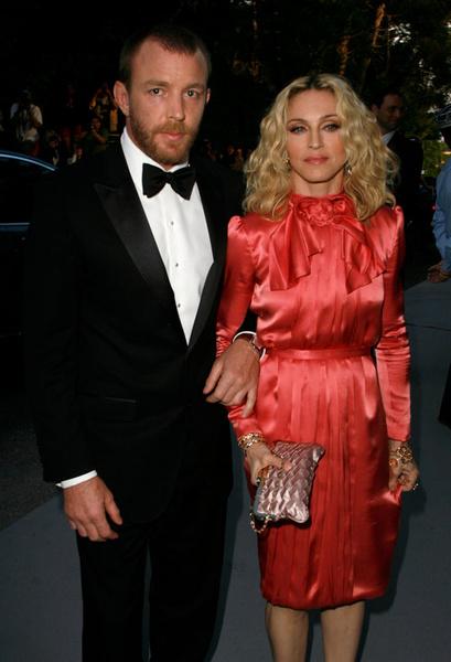 Мадонна и Гай Ричи фото