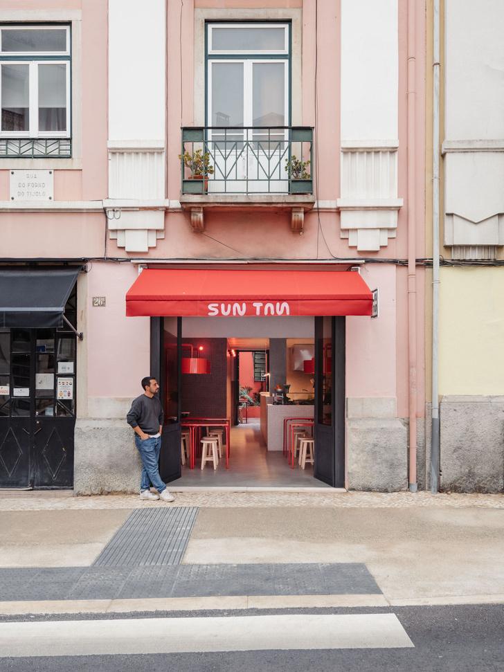 Фото №1 - Ресторан азиатской кухни в Лиссабоне
