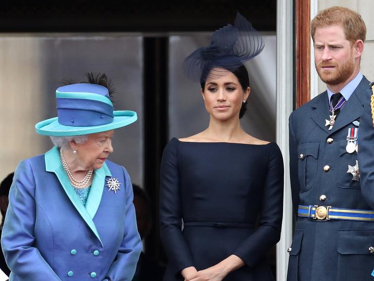Фото №5 - 10 самых странных и безумных слухов о герцогине Меган, которые пускали журналисты
