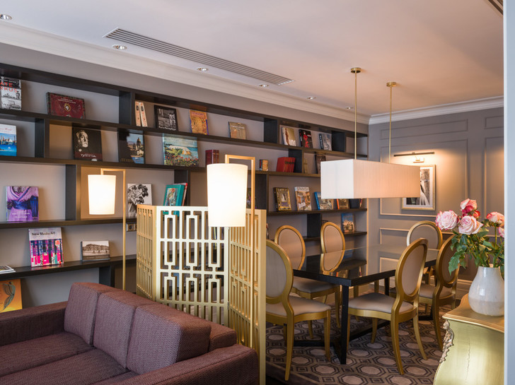 Фото №5 - Отель Dom Boutique Hotel в особняке XIX века в Санкт-Петербурге