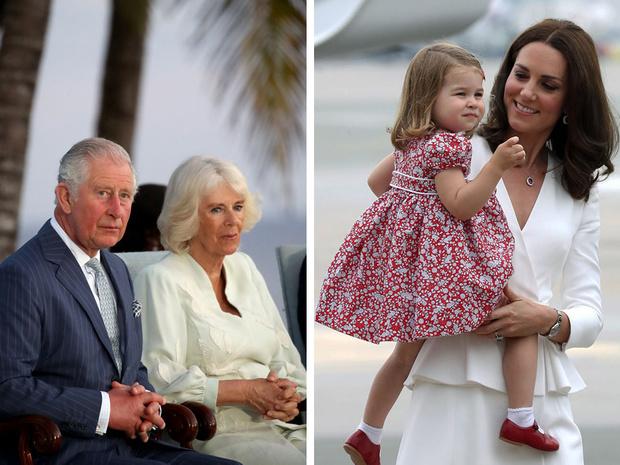 Фото №1 - Королевские разногласия: почему Чарльзу и Камилле не нравится, как Кейт воспитывает детей