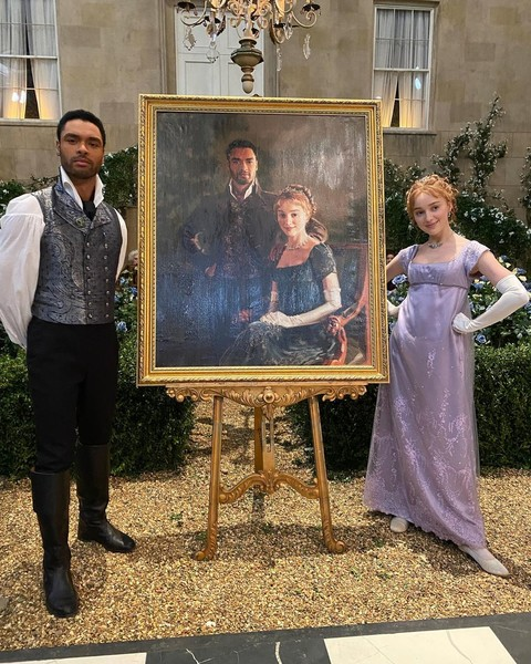 Фото №2 - Актриса «Бриджертонов» раскрыла подробности второго сезона