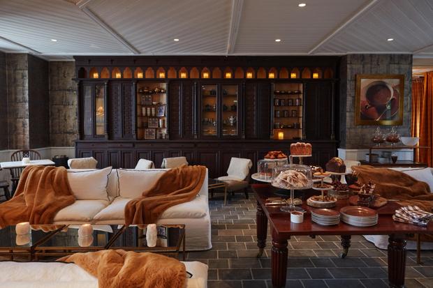 Фото №7 - Отель Grand Hôtel du Soleil d'Or: жемчужина Межева