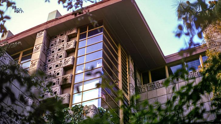 Фото №2 - В Калифорнии продается дом Фрэнка Ллойда Райта