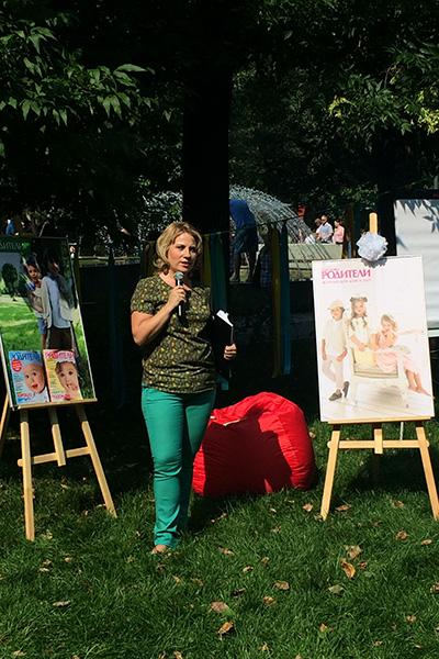 Фото №4 - В Москве прошел городской пикник SelfMamaDay