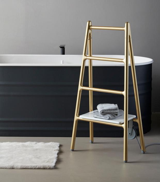 Фото №13 - Ванная комната в стиле джапанди