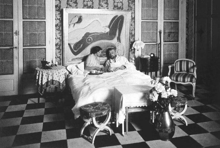 Фото №8 - Король стиля: как Поль Пуаре придумал «хромые юбки», освободил женщин от корсетов и заново изобрел моду