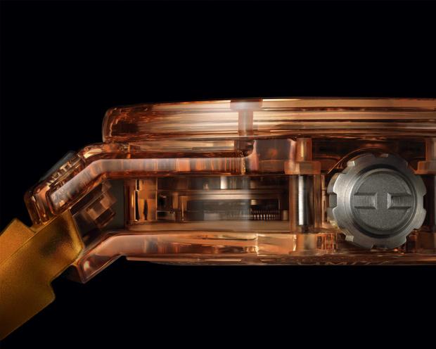 Фото №3 - Hublot представили 50 исключительных часов редкого для индустрии оранжевого цвета