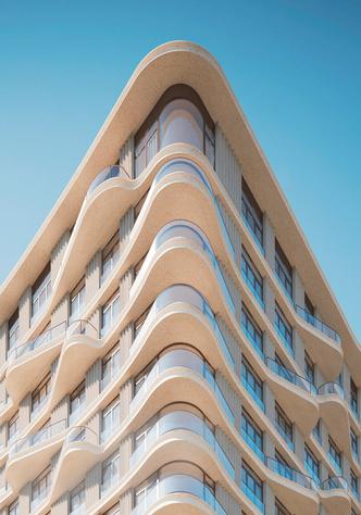 Фото №2 - Топ-5 новых дизайнерских жилых комплексов Москвы