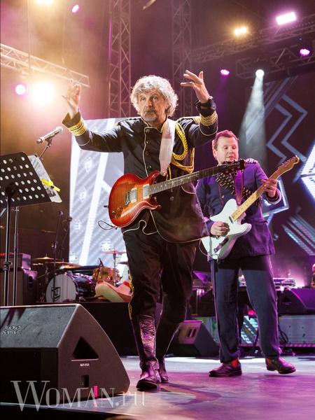 Фото №2 - Земфира впервые за долгое время дала концерт и растрогала зрителей до слез