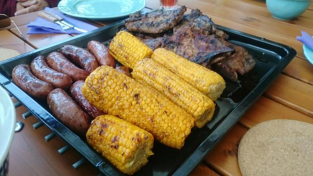 Фото №1 - Почему американцы всегда едят на ужин кукурузу