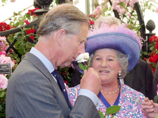 Фото №1 - Кузина Королевы и любимая тетя принца Чарльза: какой была леди Мэри Колман