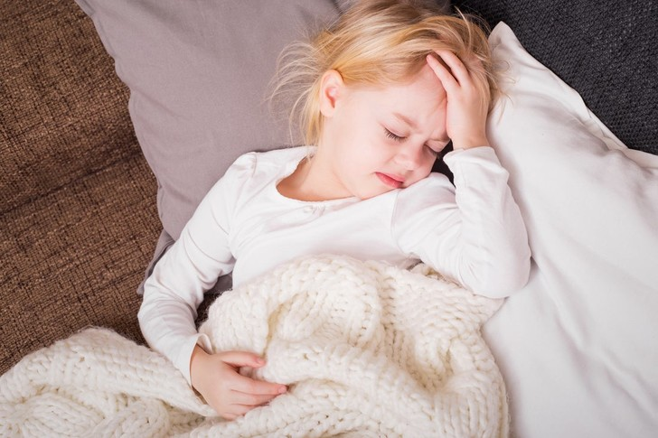обморок у ребенка что делать