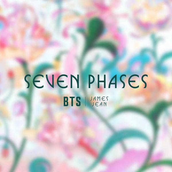 Фото №1 - Кажется, нас ждет новый и невероятно красивый проект с BTS 🌸
