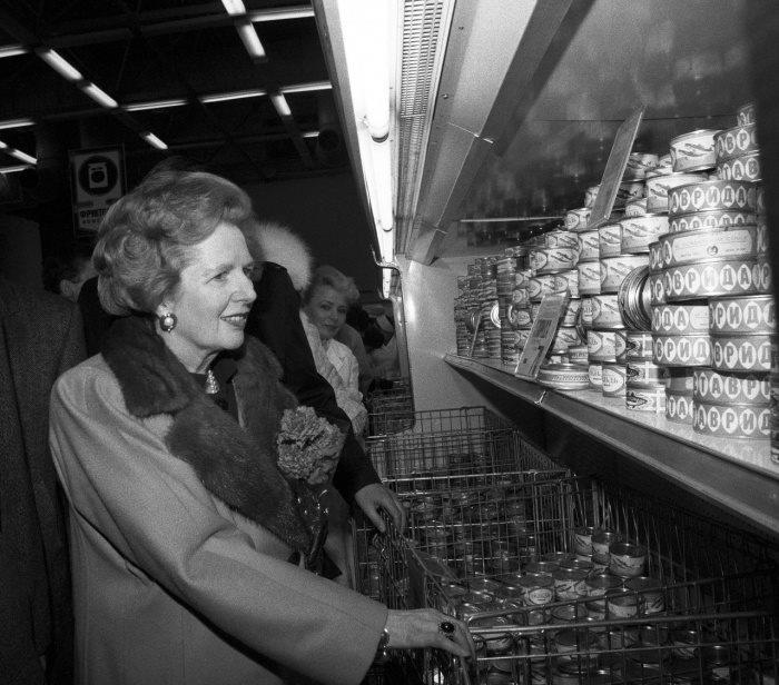 Фото №3 - Трамп в Ленинграде и еще 4 ретрофотографии из СССР