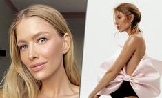 34-летняя Елена Перминова объявила о четвертой беременности