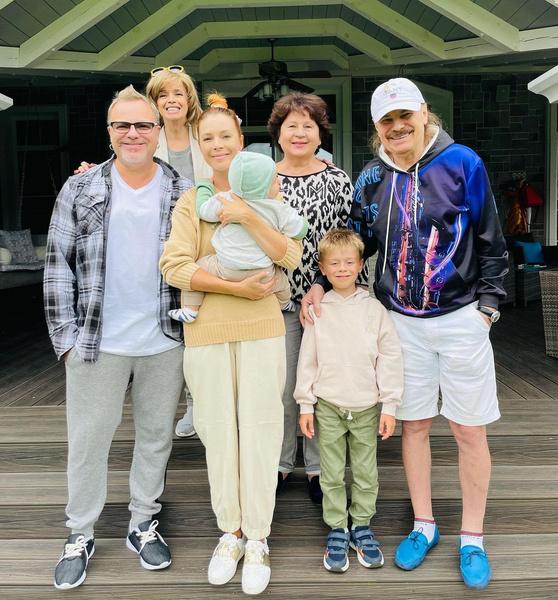 Фото №2 - Подольская призналась, что Пресняков не помогает ей с маленьким сыном