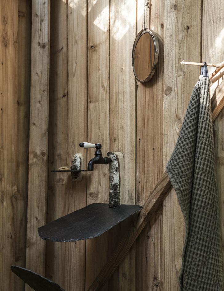Фото №6 - Эко-отель Stedsans in the Woods в Швеции
