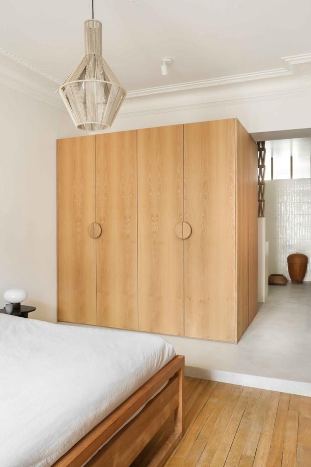 Фото №10 - Парижская квартира в стиле джапанди
