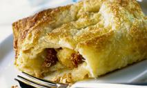 Слойка с яблоками – простые рецепты домашней выпечки