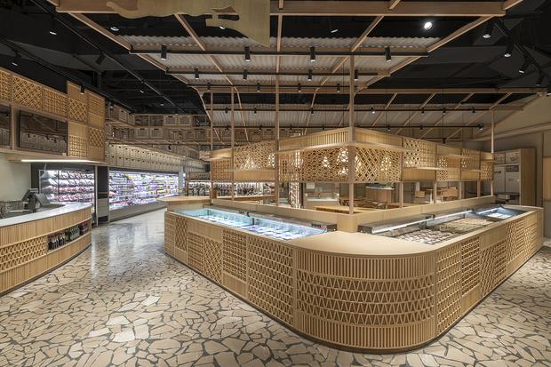 Фото №3 - В лучших традициях: супермаркет в Шанхае