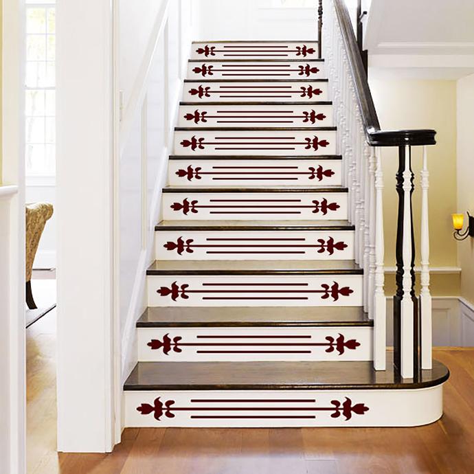 Фото №2 - Вопросы читателей: чем украсить лестницу