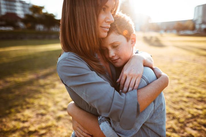 отношения мамы и сына