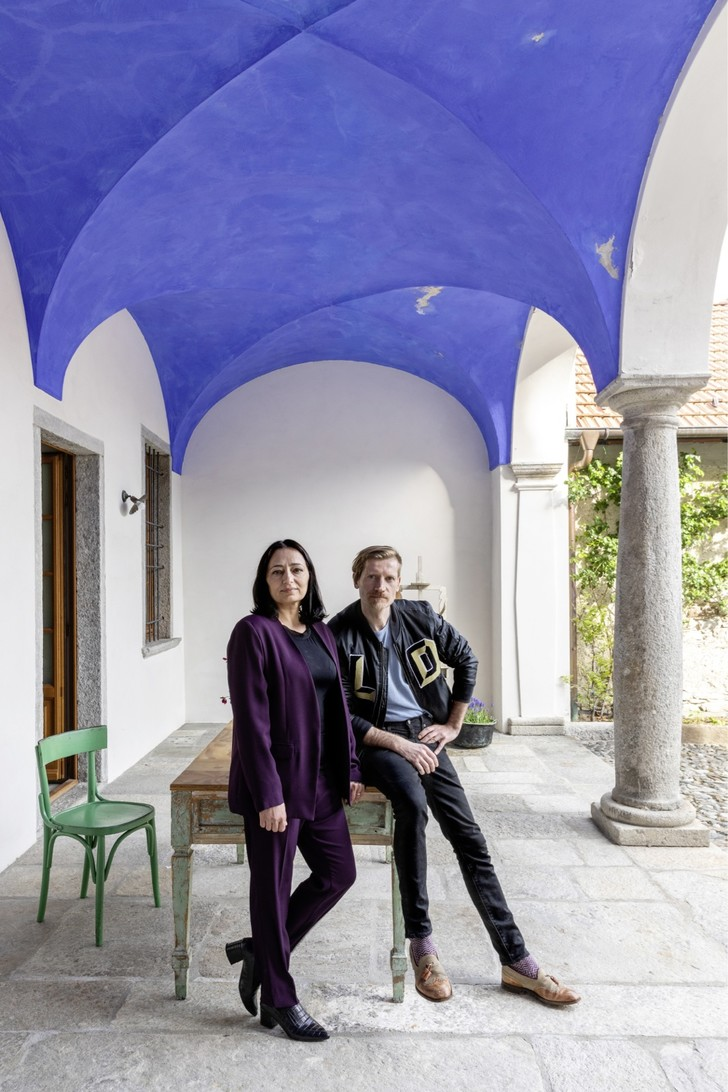 Фото №2 - Дом художника: арт-вилла в Италии