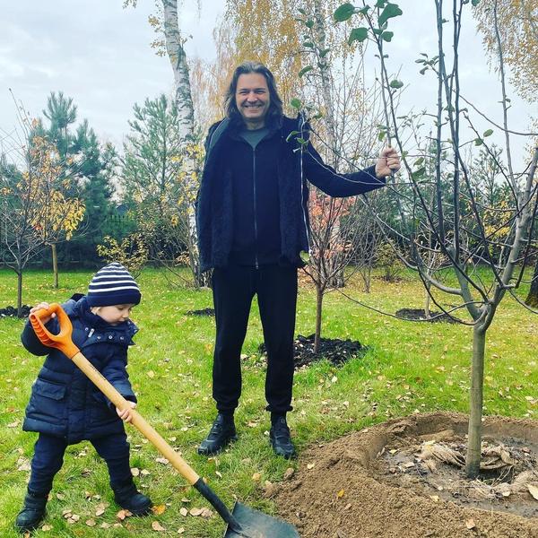 Дмитрий Маликов инстаграм фото дети жена возраст клипы