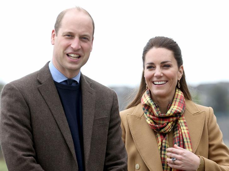 Фото №1 - Самое трогательное и неожиданное признание Уильяма в любви к Кейт