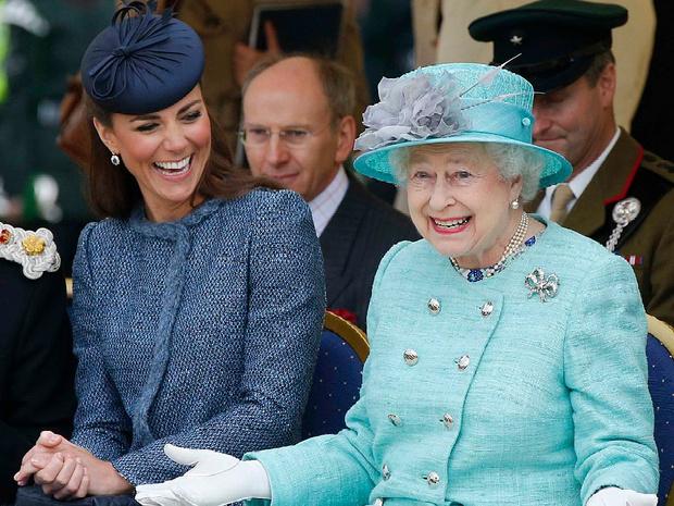 Фото №3 - Обидное прозвище, которое британцы дали Кейт накануне свадьбы с Уильямом