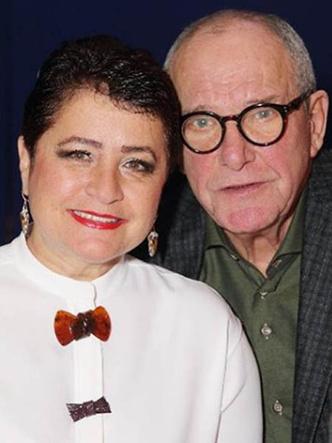 Эммануил Виторган с женой фото