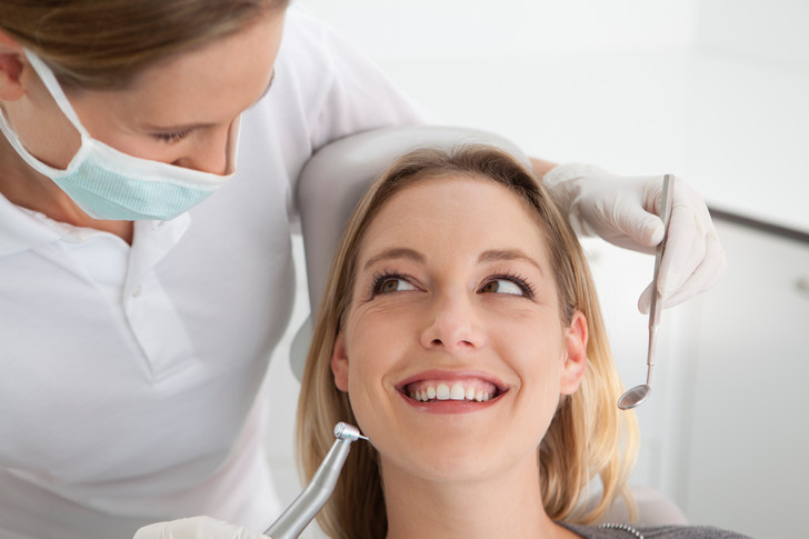 ультразвуковая чистка зубов отзывы