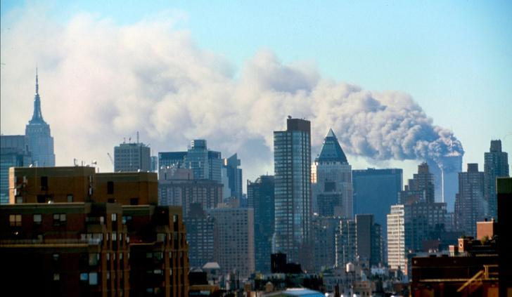 Фото №1 - 149 минут, перевернувших мир: хроника трагедии 11 сентября