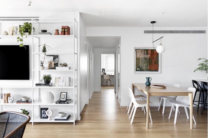 Фото №5 - Светлая квартира с яркими акцентами в Тель-Авиве