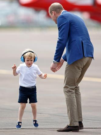 Фото №10 - 10 случаев, когда королевские дети показывали характер