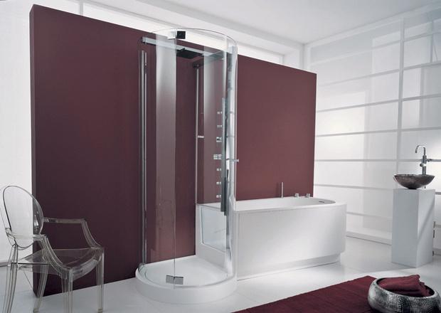 Фото №15 - Дизайн ванной: модные тенденции