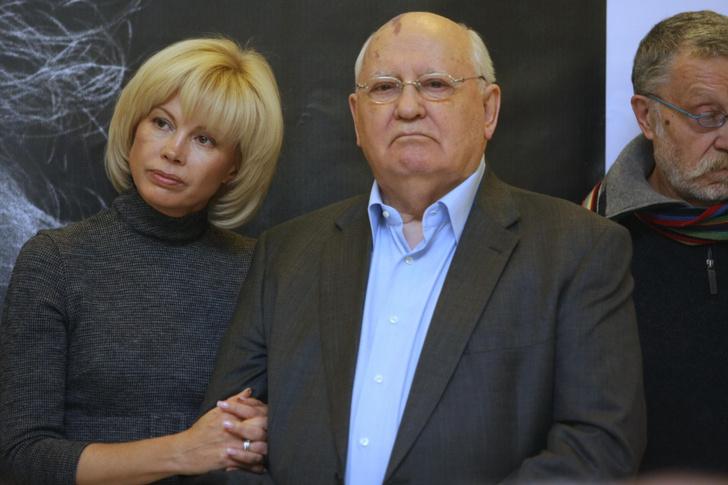 Михаил Горбачев дети