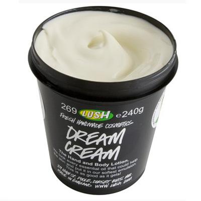 крем для тела и рук Lush Dream Cream, 990 рублей