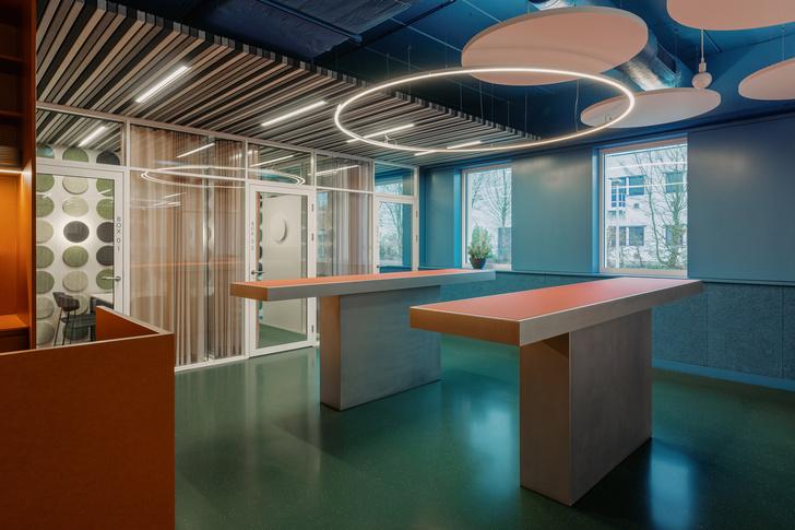 Фото №5 - Офис в стиле 1960-х годов в Бельгии