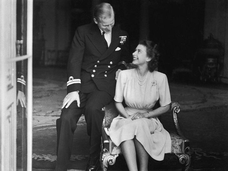 Фото №1 - Дневники принцессы: как юная Елизавета потеряла голову от принца Филиппа