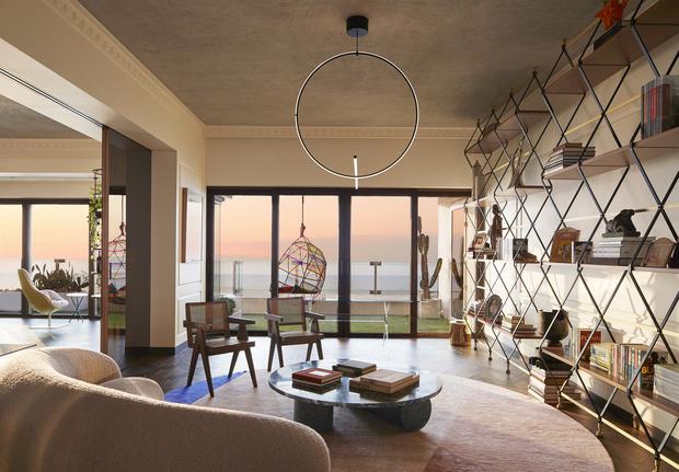 Фото №4 - Квартира с видом на Аравийское море в Мумбаи