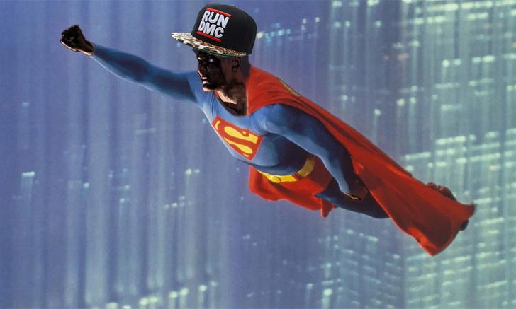 Фото №1 - Началось! В Америке снимают Черного Супермена