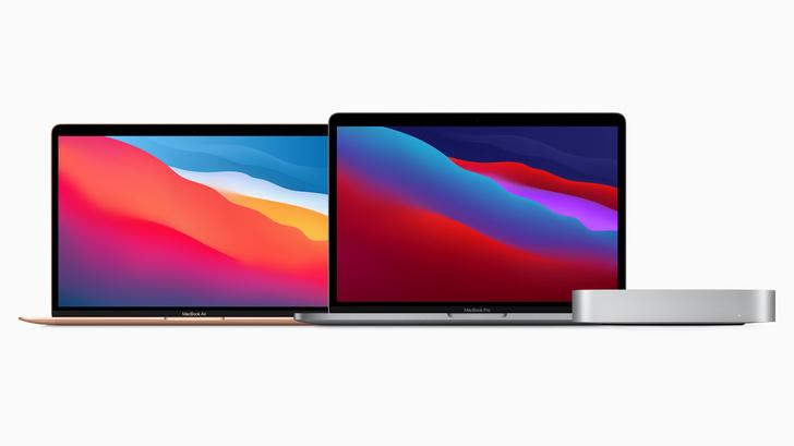 Фото №4 - Apple представила первые компьютеры на процессорах собственной разработки