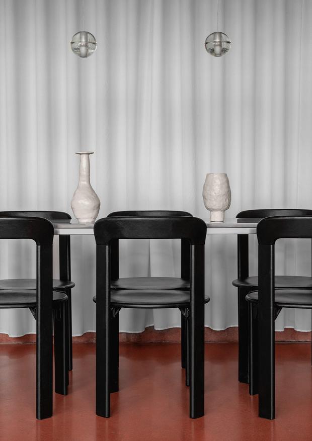 Фото №5 - Берлинский ресторан в терракотовых тонах