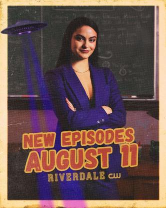 Фото №3 - Новые серии сериала «Ривердейл»: что будут носить Арчи и Вероника