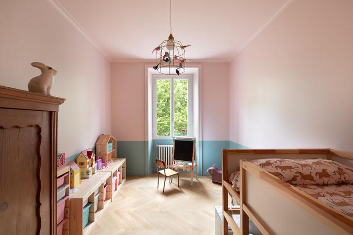Фото №9 - Яркая квартира в Риме для творческой семьи
