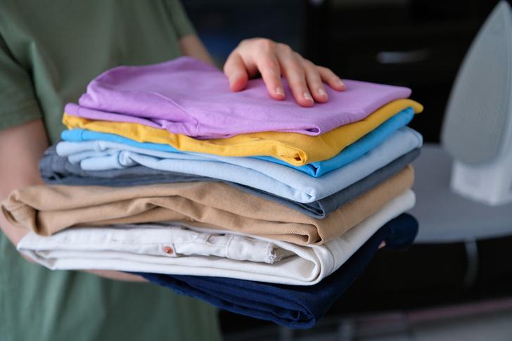 Зачем класть влажную салфетку в стиральную машину